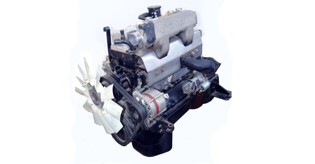 Tata Motors 3 8L NA SGI CNG Engine