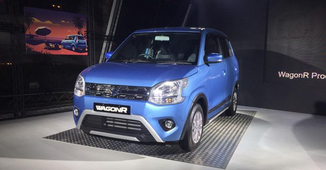 2019 Maruti Suzuki WagonR accessory kit