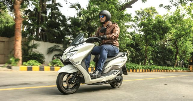 Suzuki Burgman Long Term Review