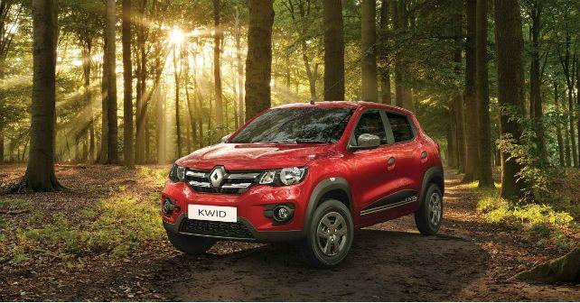 2019 Renault Kwid Updated Features M
