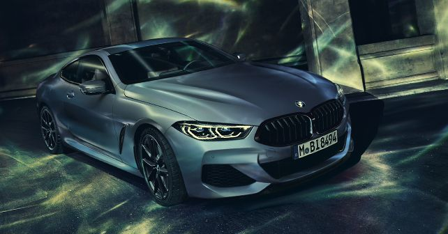BMW M850i XDrive Coupe Front Static