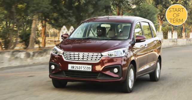 Maruti Suzuki Ertiga Long Term Review Feb 2019
