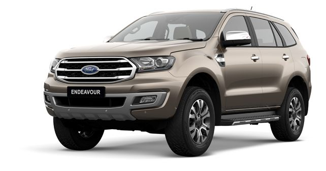 New Ford Endeavour Diffused Silver1