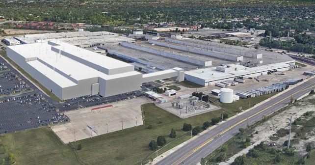 FCA's Mack Avenue Assembly Complex
