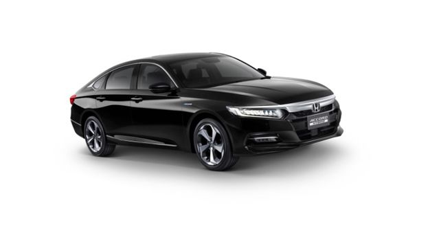 New 10th-generation Honda Accord