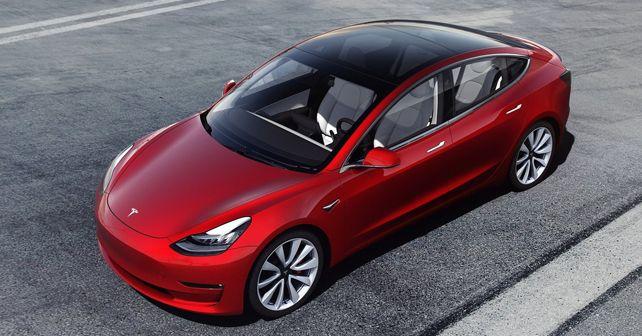 Tesla Model 3 Europe Sales