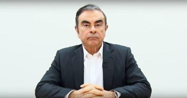 Carlos Ghosn Former Renault Nissan Chief M