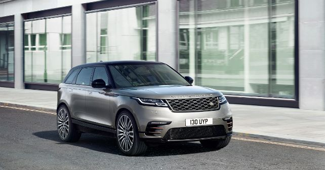 Range Rover Velar Locally Manufactured M