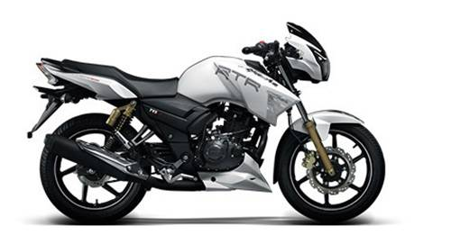 TVS Apache RTR 180 ABS