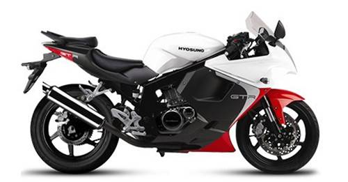 Hyosung GT250R Colours - View Hyosung GT250R colours available in Indian market at autoX. Choose your favorite Hyosung GT250R colour and book new bike now is available in 3 colours in India. Explore Hyosung GT250R with multiple color options like Black, Red, White.
