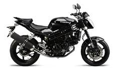 Hyosung GT 650N Ground Clearance.