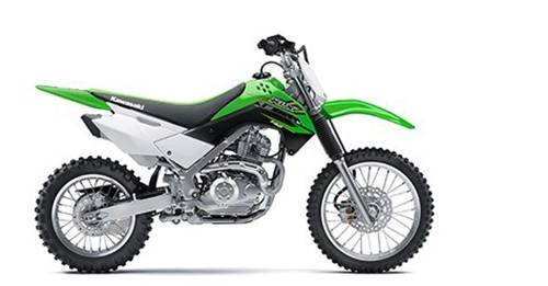 Kawasaki KLX 140G Colours - View Kawasaki KLX 140G colours available in Indian market at autoX. Choose your favorite Kawasaki KLX 140G colour and book new bike now is available in 1 colours in India. Explore Kawasaki KLX 140G with multiple color options like Lime Green.