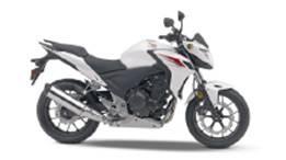 Honda CB500F Model Image
