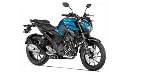 Yamaha FZ25 Ground Clearance.
