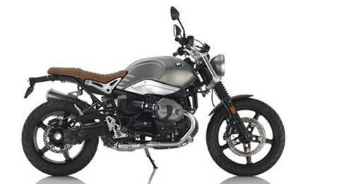 BMW R Nine T Scrambler dimensions.