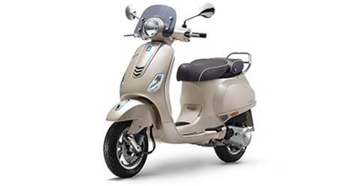 Vespa Elegante 150 Kerb Weight.