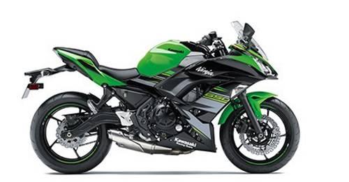 Kawasaki Ninja 650 (2017)