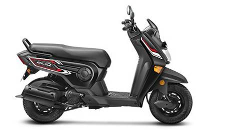 Honda Cliq Colours - View Honda Cliq colours available in Indian market at autoX. Choose your favorite Honda Cliq colour and book new bike now is available in 1 colours in India. Explore Honda Cliq with multiple color options like .