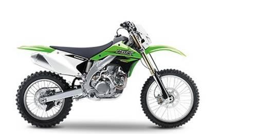 Kawasaki KLX450R Kerb Weight.