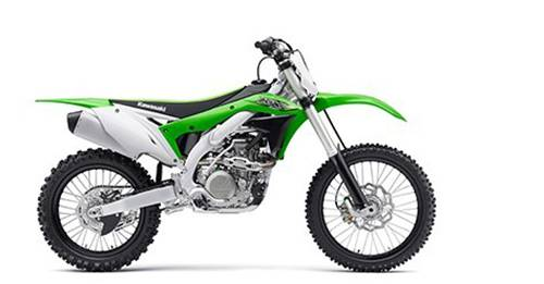 Kawasaki KX450F Kerb Weight.