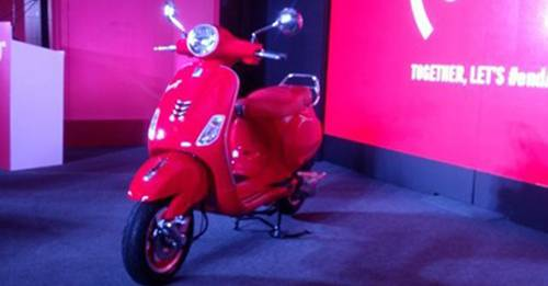 Vespa RED Features Vespa RED Features in India, Know more about Vespa RED features of and Compare Vespa RED features with other Bikes at autox.com