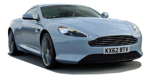 Aston Martin DB9 [2015-2017] User Reviews