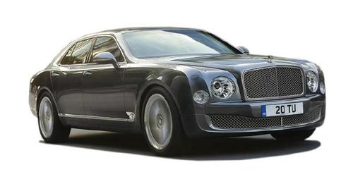 Bentley Mulsanne Colours