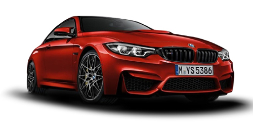 BMW M4 Boot Space Capacity.