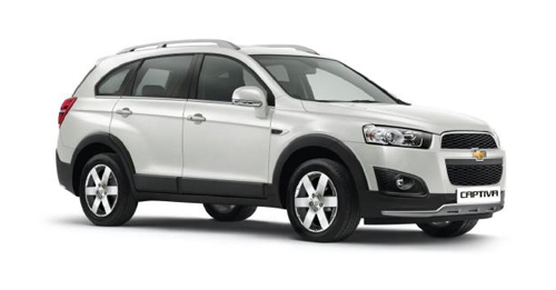 Chevrolet Captiva [2012-2016] User Reviews