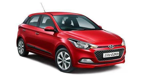 Hyundai Elite i20 [2016-2017] Dimensions, Length, Width and Height.