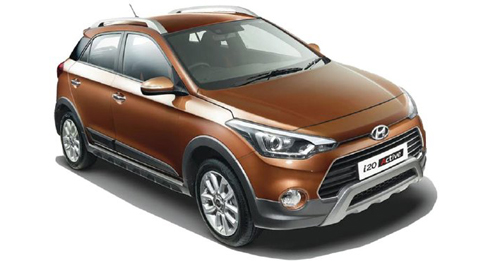 Hyundai i20 Active User Reviews