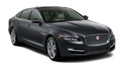 Compare Jaguar XJ L Kerb Weight with similar cars