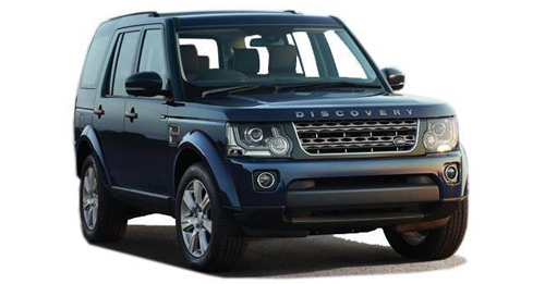 Land Rover Discovery [2014-2017]