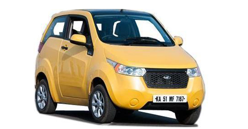 Mahindra e2o User Reviews