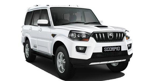 Mahindra Scorpio [2014-2017]  Colours - View Mahindra Scorpio [2014-2017]  colours available in Indian market at autoX. Choose your favorite Mahindra Scorpio [2014-2017]  colour and book new car now is available in 5 colours in India. Explore Mahindra Scorpio [2014-2017]  with multiple color options like Mist Silver, Fiery Black, Molten Red, Diamond White, Regal Blue.