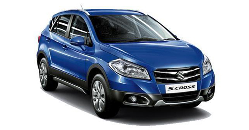 Maruti Suzuki S-Cross [2014-2017] Colours - View Maruti Suzuki S-Cross [2014-2017] colours available in Indian market at autoX. Choose your favorite Maruti Suzuki S-Cross [2014-2017] colour and book new car now is available in 5 colours in India. Explore Maruti Suzuki S-Cross [2014-2017] with multiple color options like Premium Silky Silver, Urban Blue, Caffeine Brown, Granite Grey, Pearl Arctic White.