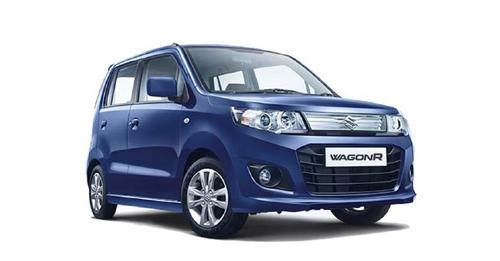 Maruti Suzuki Wagon R 1.0 [2014-2019] Model Image