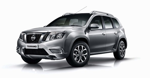 Nissan Terrano [2013-2017] Dimensions, Length, Width and Height.