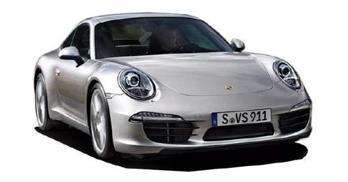 Porsche 911 Fuel Tank Capacity