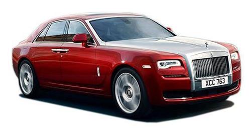 Rolls-Royce Ghost Series II Fuel Tank Capacity