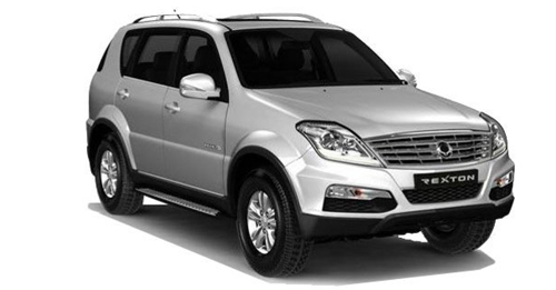 Ssangyong Rexton Price in Kanpur - Get Ssangyong Rexton on road price in Kanpur at autoX. Check the Ex-showroom price in Kanpur for Ssangyong Rexton with all variants