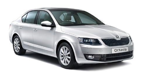 Skoda Octavia [2015-2017] Kerb Weight.