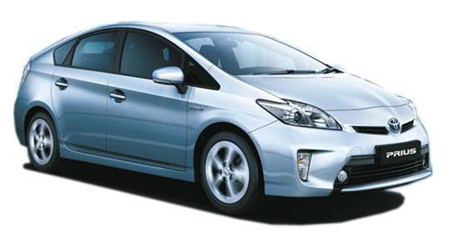 Toyota Prius [2009-2016] Ground Clearance.