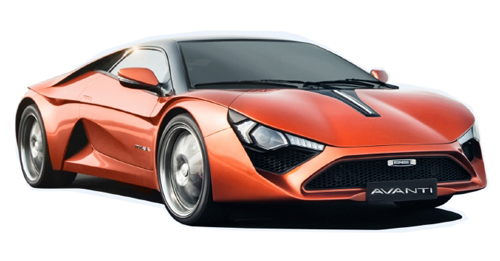 DC Avanti Kerb Weight.