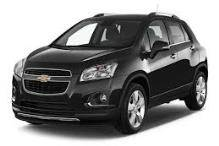Chevrolet Trax Model Image
