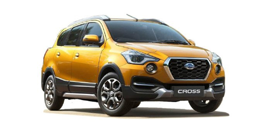 Datsun Cross Model Image