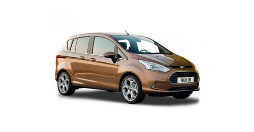 Ford B-MAX MPV Model Image
