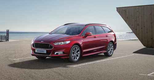 Ford Mondeo Model Image