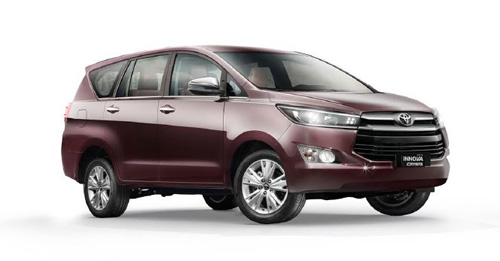 Toyota Innova Crysta Specifications Toyota Innova Crysta specifications in India, Know more about Toyota Innova Crysta specifications of and Compare Toyota Innova Crysta specifications with other Cars at autox.com