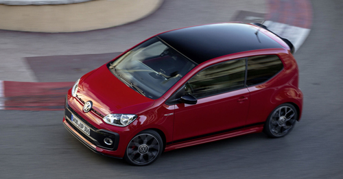 Volkswagen Up Model Image